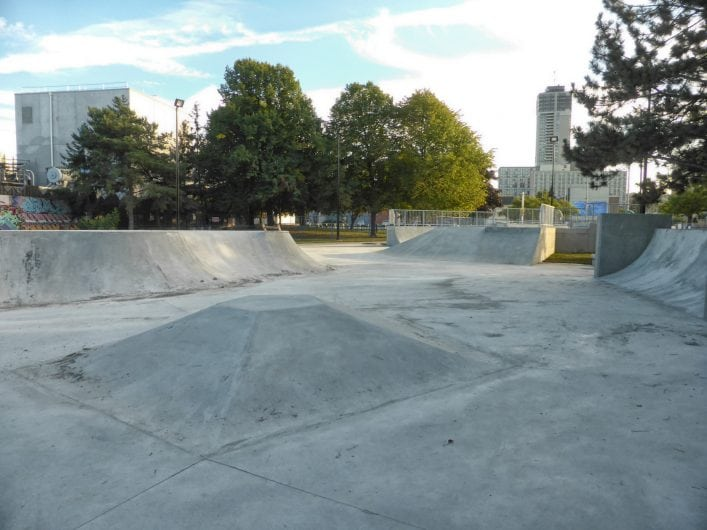 Beasley Park Redevelopment